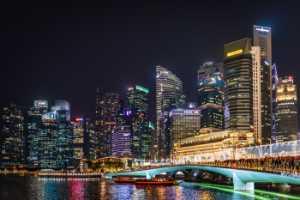 ICPE Honor Mention e-certificate - Ionut Jarca (Romania)  Singapore By Night