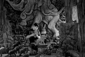 PhotoVivo Honor Mention e-certificate - Waranun Chutchawantipakorn (Thailand)  Phet Viriya