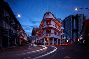 PhotoVivo Gold Medal - Gek Koon Roger Khoo (Singapore)  East Asia Building V1t