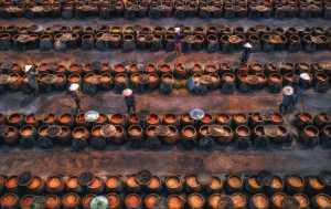 ICPE Gold Medal - Huynh Van Tryuen (Vietnam)  Make Fish Sauce