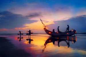 APU Gold Medal - Tong Hu (China)  South China Sea Dawn Color