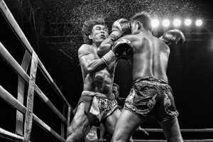 PhotoVivo Gold Medal - Say Boon Foo (Malaysia)  Fighting 6