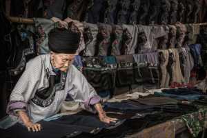 PhotoVivo Gold Medal - Xianyi Wang (China)  The Old Vendor