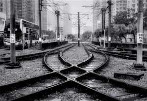 PhotoVivo Honor Mention e-certificate - Wai Yee Benny Wong (Hong Kong)  Railway Interchange