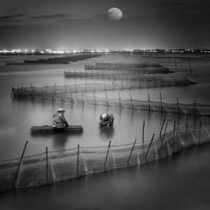 ICPE Gold Medal - Ching-Hsiung Lee (Taiwan)  Fishing Village 02