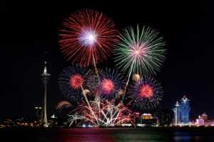 PhotoVivo Gold Medal - Im Kai Leong (Macau)  Macau Firework 31