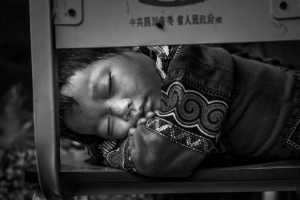 PhotoVivo Gold Medal - Fuyong Xu (China)  Sleep