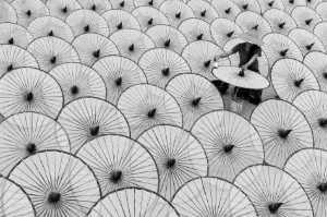 RPST Bronze Medal - Hlaing Myint Min (Myanmar)  Painting Umbrellas