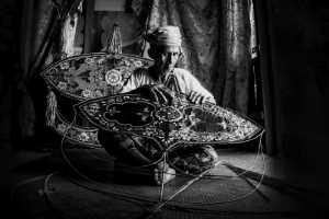 PSM Bronze Medal - Jeok Chuan Koh (Malaysia)  Kite Maker