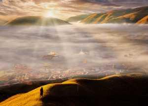 APAS Honor Mention e-certificate - Juanjuan Shen (China)  Ab Morning Fog