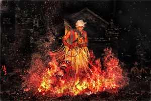 ICPE Gold Medal - Say Boon Foo (Malaysia)  Fire Dance 2