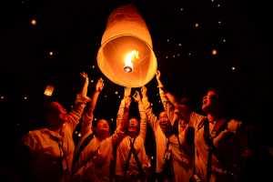 APAS Gold Medal - Gek Koon Roger Khoo (Singapore)  Lantern Release
