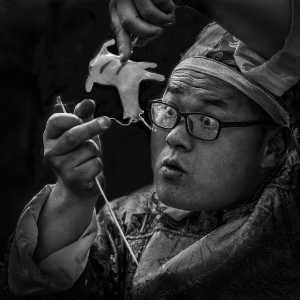 PhotoVivo Gold Medal - Wenzheng Wang (China)  Knead Sugar-Coated Figurine