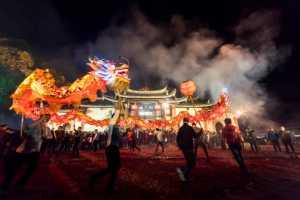 Circuit Merit Award e-certificate - Xiaohui Qiu (China)  Dragon Dance Feast(3)
