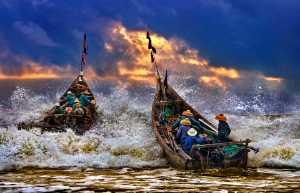 APU Merit Award E-Certificate - Tong Hu (China)  Sea Fishermen