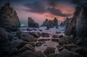 ICPE Honor Mention e-certificate - Hsiang Hui (Sylvester) Wong (Malaysia)  The Volcanic Rock Beach