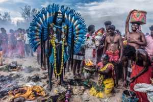 Honor Mention - Avik Datta (India)  Kali Bandana
