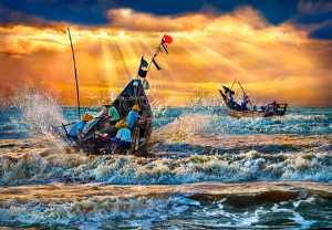 FIP Ribbon - Tong Hu (China)  The Golden Sea