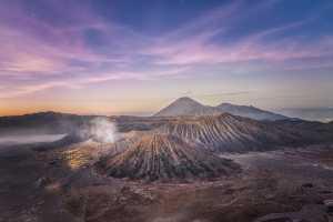 PhotoVivo Gold Medal - Chiong Soon Tiong (Malaysia)  Mt Bromo At Dawn