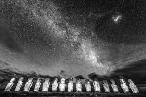 PSA HM Ribbons - Xiaomei Xu (China)  Easter Island-Galaxy 2
