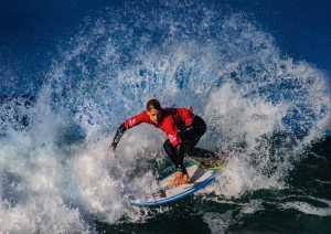 SIPC Merit Award - Hung Kam Yuen (Australia)  Red Surfer