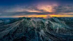 PhotoVivo Gold Medal - Pengfei Gao (China)  Holy Water Mountain Soul