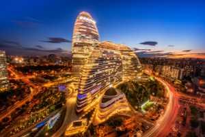 APU Honor Mention e-certificate - Baolan Liu (China)  Night City 2