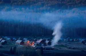 PhotoVivo Gold Medal - Ming Li (China)  The Village Is Awake