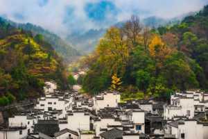 PhotoVivo Gold Medal - Tiansong Wang (China)  The Ancient Town
