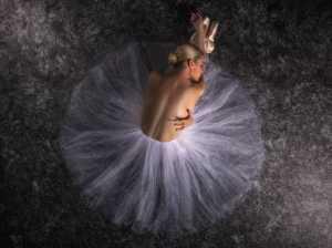 PhotoVivo Honor Mention e-certificate - Manfred Karner (Austria)  Dancer On The Stone