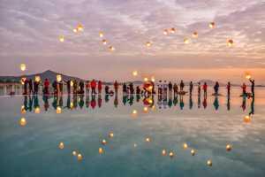 PhotoVivo Gold Medal - Ahmed Mohamed Hassan (Qatar)  Lantern Festival