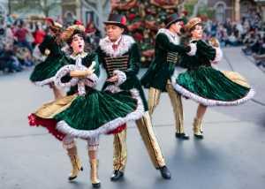 Circuit Merit E-cert - Wai Biu Leung (Canada)  Disney Dancers