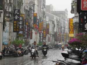 APU Honor Mention e-certificate - Xiancheng Xu (China)  Old Street