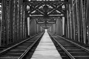 PhotoVivo Gold Medal - Syed Kamal (Bangladesh)  Light End Of The Tunnel Bw