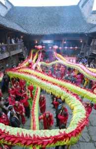 Certificate of Nomination - Wenyong Xia (China)  Dragon Dance
