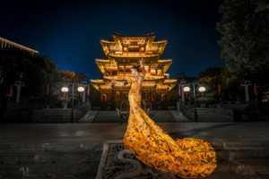 APU Gold Medal - Hanxin Li (China)  The Dragon King Pavilion
