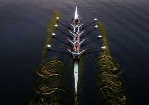 APAS Honor Mention e-certificate - Hung Kam Yuen (Australia)  Golden Rowing Team 8