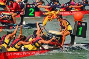 Certificate of Nomination - Yew Kwok Phoon (Singapore)  Dragon Boat Race 2