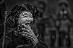 SIPC Merit Award - Yanya Cen (China)  Shy Smile
