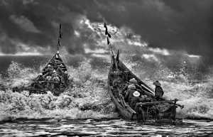 PhotoVivo Honor Mention e-certificate - Tong Hu (China)  Sea Fishermen