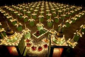 SIPC Merit Award - Thi Ha Maung (Myanmar)  Together Meditation At Night