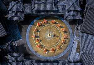 FIP Gold Medal - Chaohong Wang (China)  Guzhai New Year