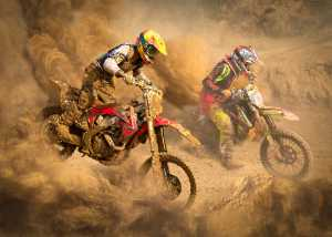 APU Gold Medal - Yu Ling Ho (Taiwan)  Off-Road Competition