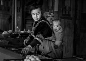 PhotoVivo Honor Mention e-certificate - Guizhong Guo (China)  Livelihood