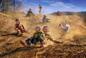 PhotoVivo Gold Medal - Sally Leung (Hong Kong)  Having Fun