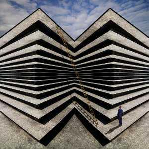 PhotoVivo Gold Medal - Cezary Dubiel (Poland)  Ladder To Heaven