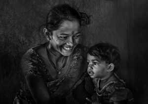 PhotoVivo Gold Medal - Suresh Bangera (India)  My Daughter