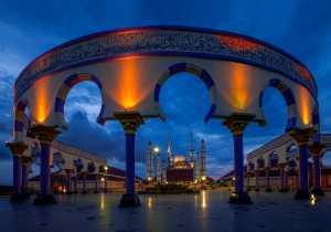 PhotoVivo Honor Mention e-certificate - Mery Binglie (Indonesia)  Masjid Agung Semarang