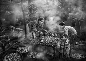 APU Honor Mention e-certificate - Yuk Fung Garius Hung (Hong Kong)  Smoking Fish