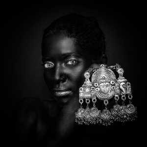 Raffles Gold Medal - Dr. Amit Bijon Dutta (India)  Black Beauty